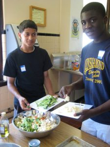 REC Youth Cooking Matters