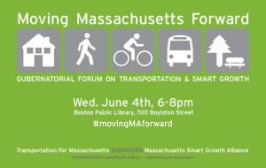 Moving MA Forward