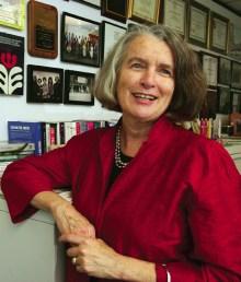 Deborah Klein Walker, Paul Revere Awardee