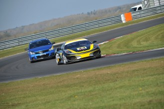 Astra VXR Sprint on Track