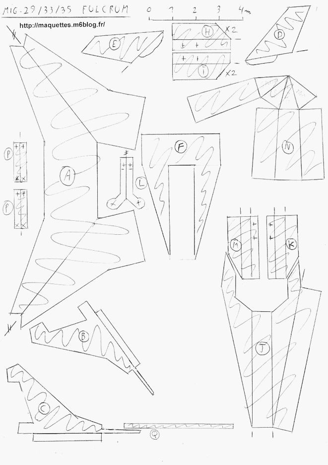 Basic Aircraft Bedradings Schema