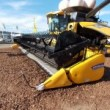 Cabezal draper New Holland Serie 800