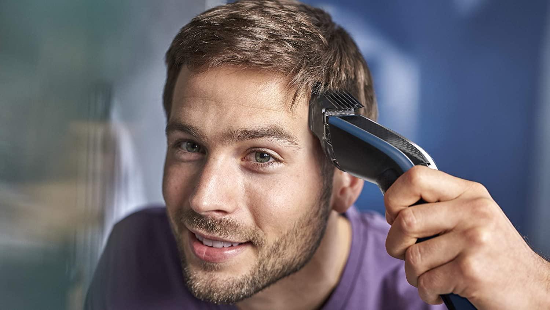 máquina-de-cortar-pelo-barata