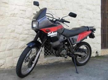 Motos Honda NX 350 Sahara à Venda › MOTO.com.br