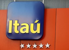 Máquina de Cartão do Itaú