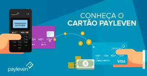Máquina de Cartão de Crédito Payleven
