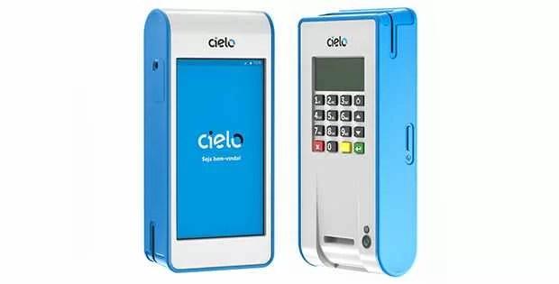 Máquina de Cartão de Crédito Cielo LIO