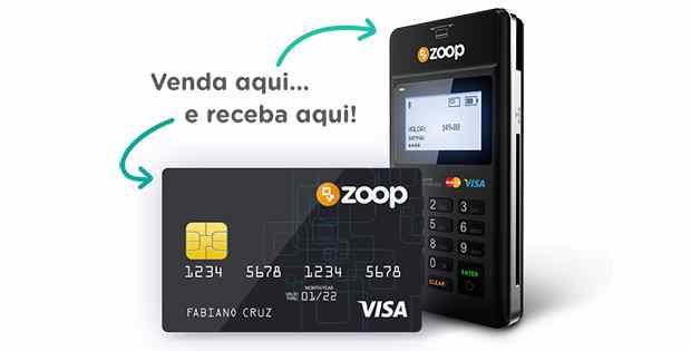 Como ter uma Máquina de Cartão de Crédito Zoop