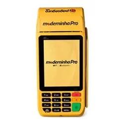 Máquina de Cartão de Crédito para Autônomo: Moderninha Pro