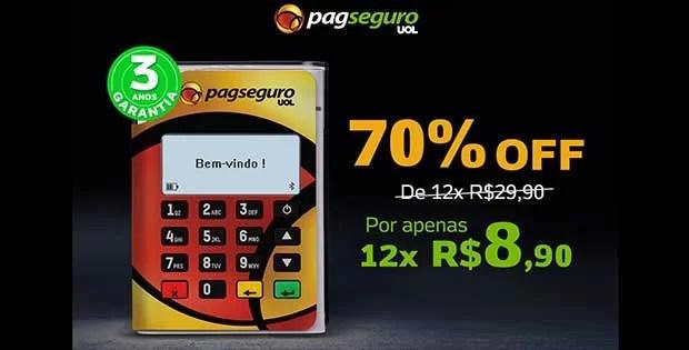 Mobi PIN 10 PagSeguro