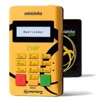 Máquina de Cartão de Crédito para Autônomo: Minizinha Chip