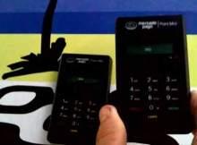 Máquinas de Cartão adulteradas estão sendo utilizadas para golpes