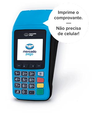 Maquininha Mercado Pago Point Pro