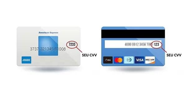 O que é CVC do cartão de crédito
