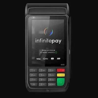 Melhores máquinas de cartão de 2020 Máquina POS s920 InfinitePay