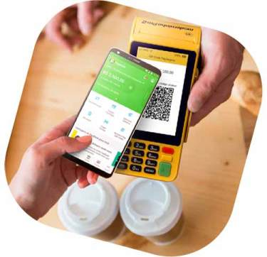 Melhores máquinas de cartão para Delivery NFC