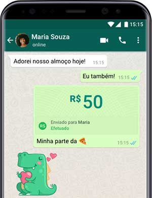 WhatsApp Pay 2