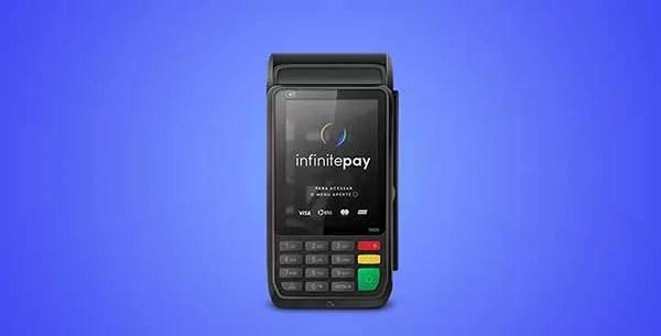 comprar maquina de cartao infinitepay