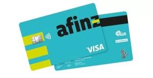 Afinz Cartões Visa