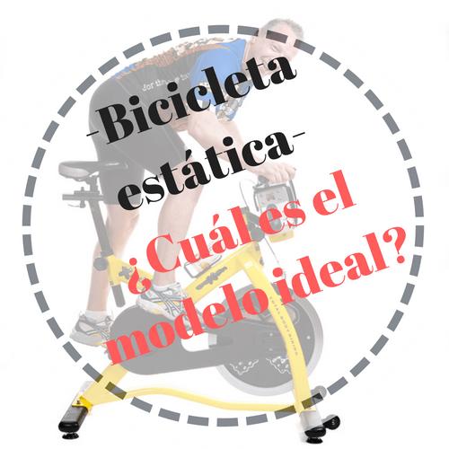 Quieres comprar una bicicleta esttica  Te contamos lo