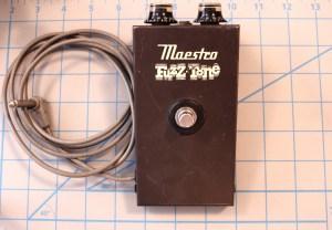 Gibson Maestro Fuzz-Tone Cima