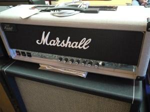 Marshall Silver Jubilee JCM 2555