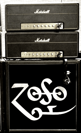 Amplificadores Jimmy Page - Marshall 1959 Heads