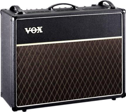 VOX AC30 6 Combo Jimmy Page - Um dos amplificadores mais usados na era dos Yardbirds