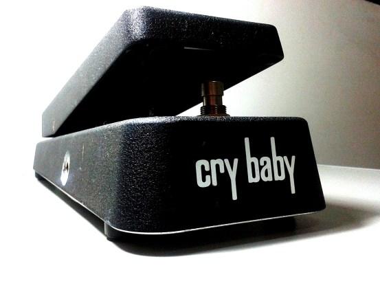 Cry Baby Modificado por Máquinas de Música