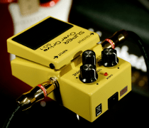 Tipos de Overdrive – Overdrives Tube Screamer Like