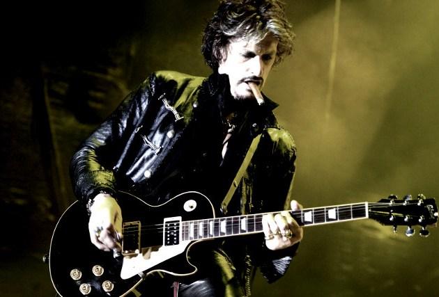 Joe Perry Aerosmith Les Paul