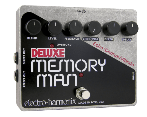 Delay Pedal Memory Man Deluxe - EH