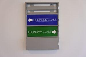 エバー航空 ビジネスクラス