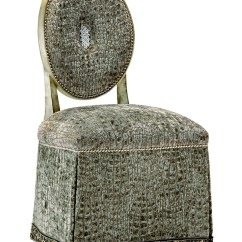 Marge Carson Chairs Revolving Chair Parts Delhi Ophelia Vanity Save Image
