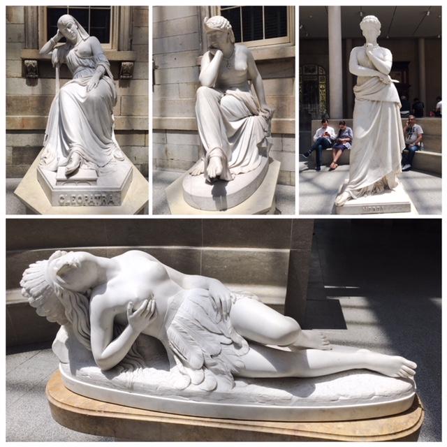 cleopatra, sibyl, medea, native american, women