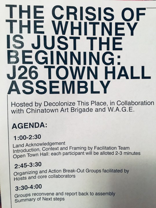 whitney, land acknowledgement