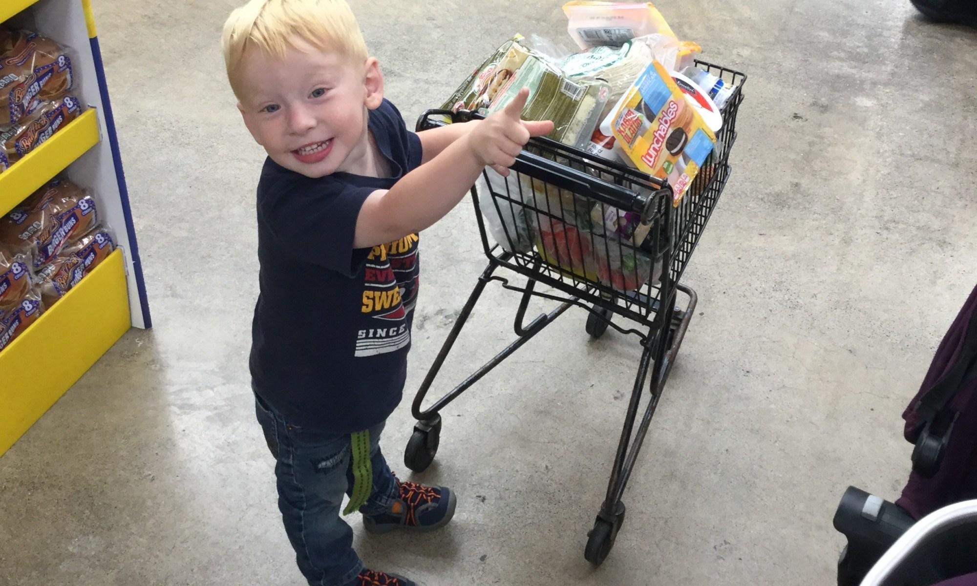 Mom Tip: Grocery List Categories