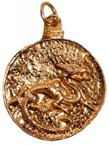 Talisman du Dragon Rouge du GRAND MEDIUM kOKOUVI.