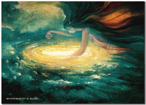 Gaia Greek Mythology Creation