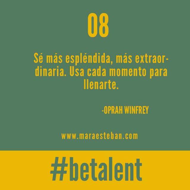 Marzo #betalent