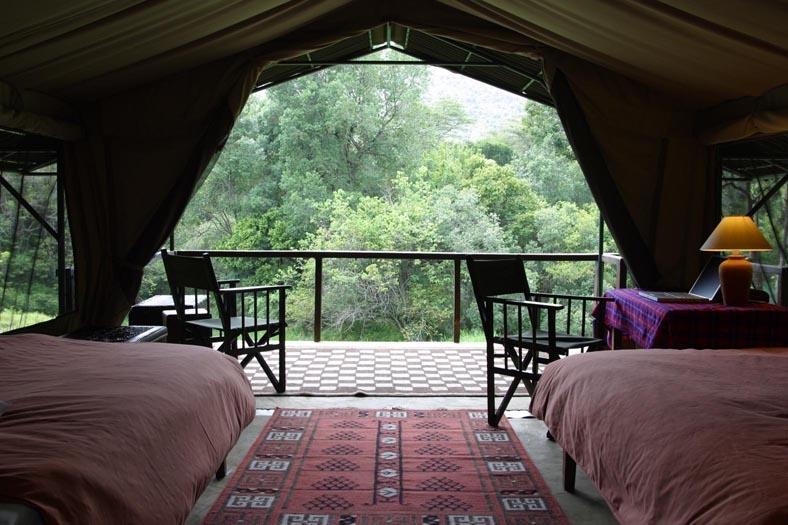 Sekenani Camp Masai Mara