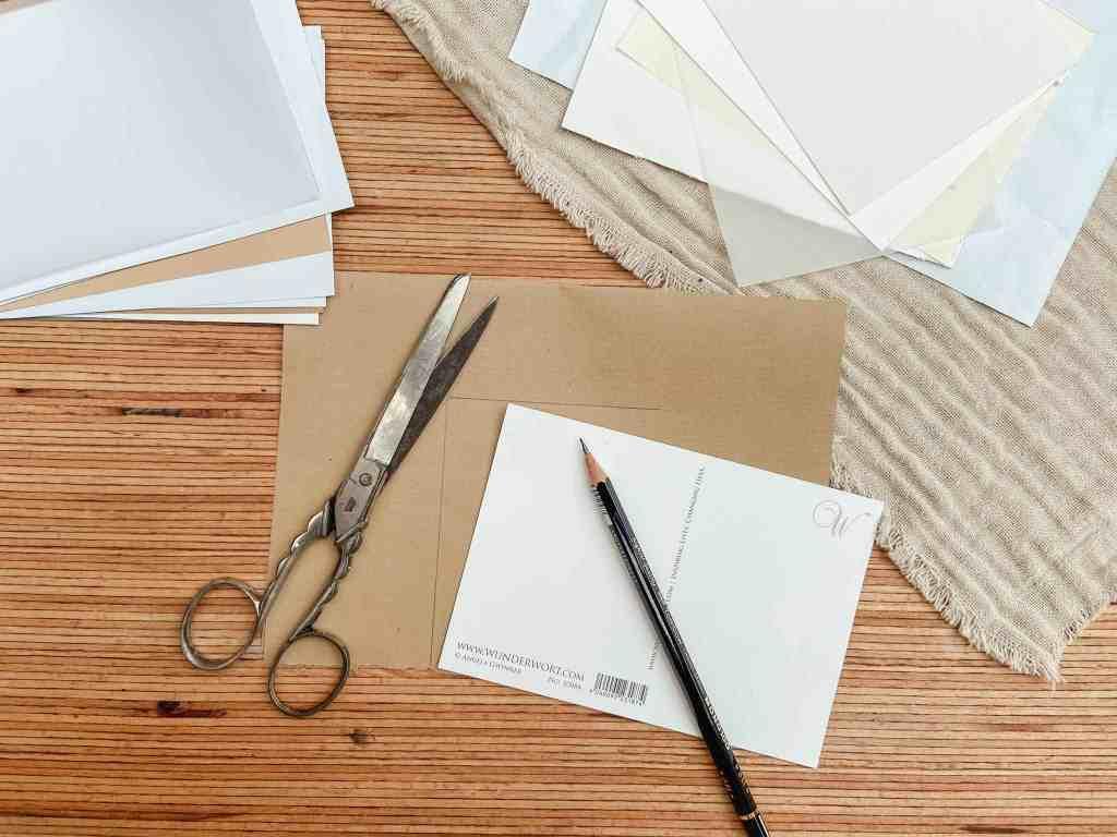 papiere-zuschneiden-art-journal-selbermachen