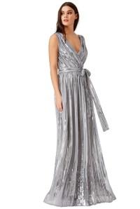 Sequin, Maxi, Dress, Dresses, Bridesmaid, Prom, Evening ...
