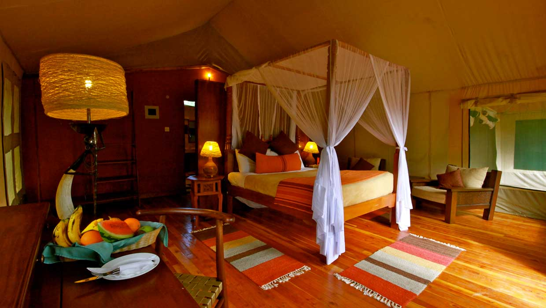 9 Jumbo Tents  Mara Leisure Camp