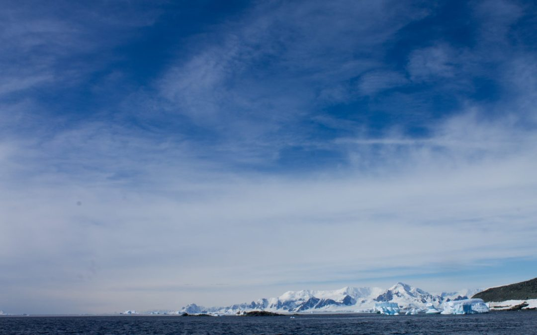 iceberg Antarctique marama expeditions