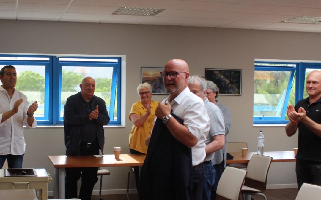Jean Dominici élu Président de la Communauté des Communes de Marana-Golo
