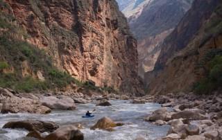 Marañón Canyon
