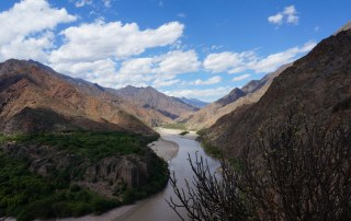 Petition against dams on the Marañón