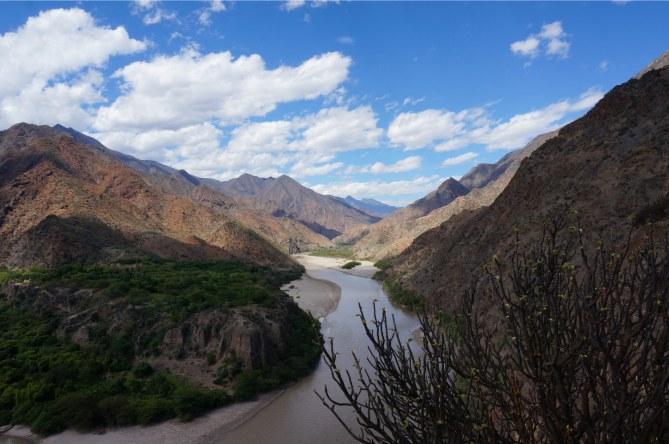 Petition against dams on the Marañón