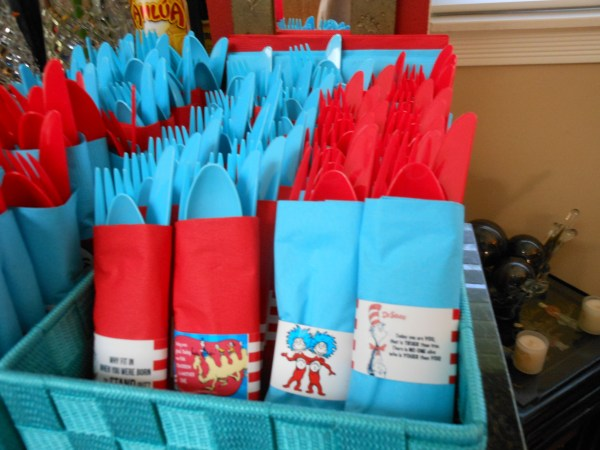 Dr. Seuss 1 And 2 Baby Shower Marants1